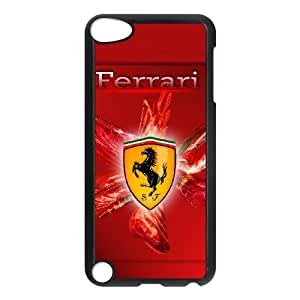 iPod Touch 5 Phone Case Ferrari Logo Images Appearance