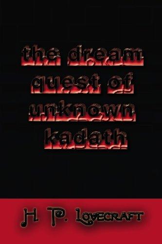 Download The Dream Quest of Unknown Kadath pdf epub