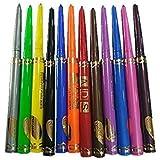 E Shopping Ads Eye and Lip Set of 12A Pencil