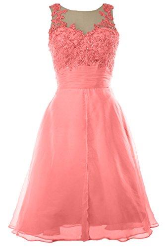 MACloth - Robe - Femme -  rose - 58