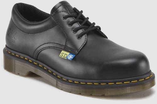 Dr. Martens Men's Icon 0025 Oxfords,Black,10 M UK / 11 D(M) US