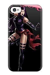 Jill Pelletier Allen's Shop 3990421K38621340 Psylocke Case Compatible With Iphone 4/4s/ Hot Protection Case