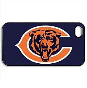 Iphone4/4s Cover NFL Chicago Bears personality silicone case