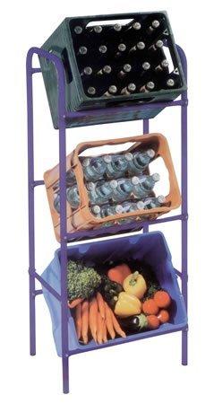 Hergestellt für DEMA Flaschenkistenständer für 3 Kisten