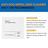 NOORNY Anti-Fog for Glasses Pre-moistened Cleaning