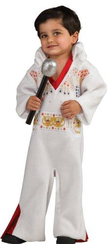 Elvis Ez-on Romper Baby Costume (Elvis Infant Costume)