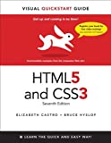 HTML5 and CSS3, Elizabeth Castro and Bruce Hyslop, 0321719611