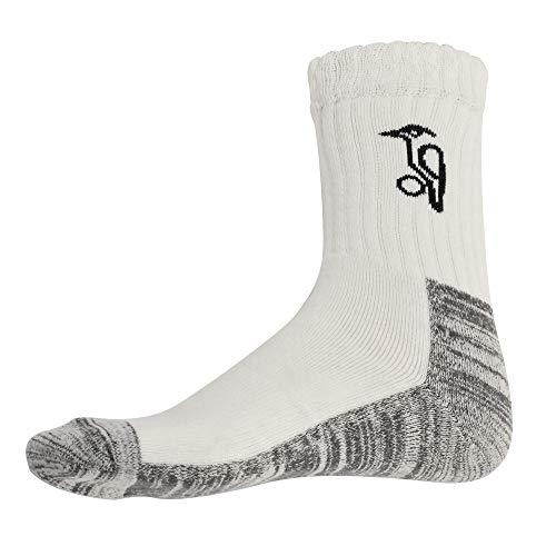Kookaburra Cricket Socks Cream - Comfort with Durable fit, One -