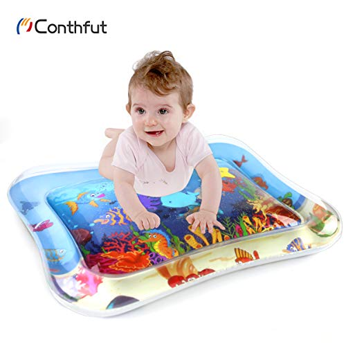 Conthfut Kids Inflatable Water mat 22