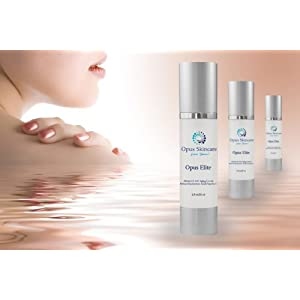 Best Anti Aging Cream and Anti Wrinkle Moisturizer with Retinol, Hyaluronic Acid and Vitamin C - Opus Skincare Erases Years with Its Supreme Advanced Formulated Blend that Reduces the Look of Deep-set Wrinkles and Fine Lines