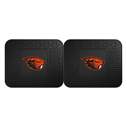 - FANMATS NCAA Oregon State University Beavers Vinyl 2-Pack Utility Mats