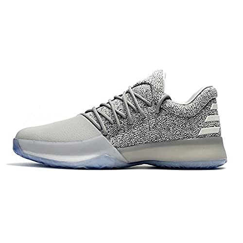 1 Shoes James Harden Basketball Shoes - Grey/White