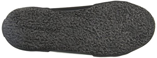 Sneakers Alte Superleghe 2095 Croco Total Black Nere