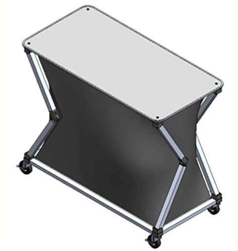 Large Portable Popup Bar by Display America (Image #2)