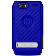 Trident Build Your Own KRAKEN A.M.S. Case for Droid Razr Maxx - Retail Packaging - Navy/Purple