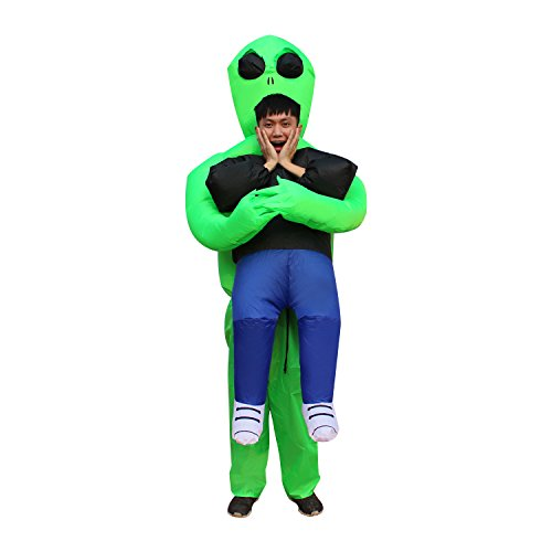 BestParty Fancy Adult Inflatable Clothing Halloween Costume]()