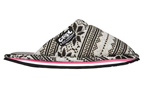 Cool Shoe Home Women's Slippers-Nordic Grey-Grey OPkrm4xv
