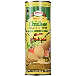 Ziyad Luncheon Halal Meat, Chicken, 29.5 Ounce
