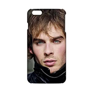 phone covers Fortune ian somerhalder vampire diaries 3D cell phone case cover and Cover dftltk1Beeu for Iphone 4s