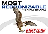 Eagle Claw Catfish Hook Assortment, Fishing Hooks