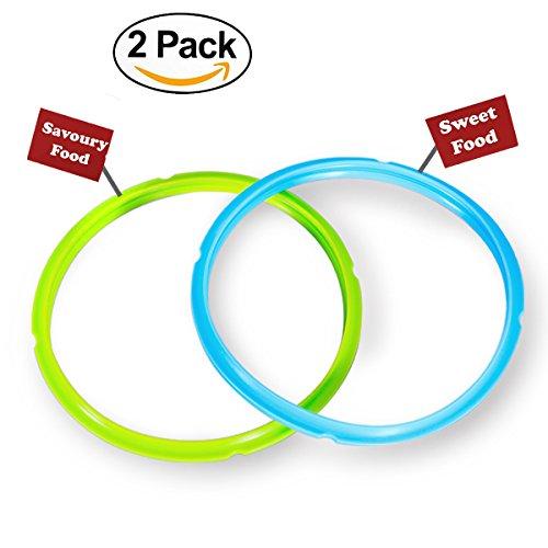 Silicone Sealing Ring - Seal Lasting & BPA-free - Fits IP-DU