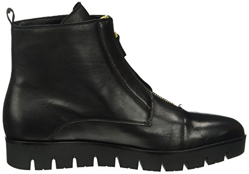 Kennel En Schmenger Schuhmanufaktur Dames Milla Korte Laarzen Zwart (zwart / Zwart Goud Zool 620)