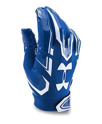 Under Armour Boys Pee Wee F5 Football Gloves
