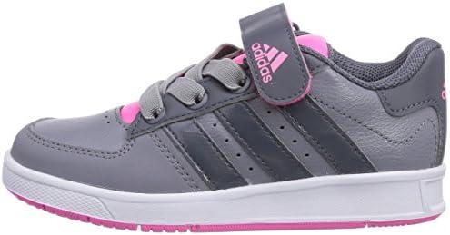 adidas Originals Mädchen JanBS Low Top, Grau (GreyOnix
