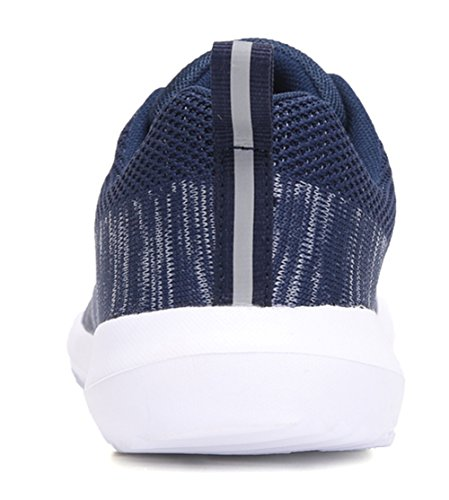 Joansam Mens Scarpe Da Corsa Moda Sneakers Traspiranti Maglia Morbida Suola Casual Leggera Atletica Leggera