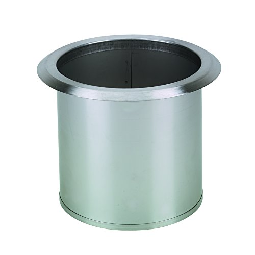 Dispense-Rite TCD-2-NB Drop-In Trash Chute, (Trash Chute)