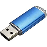 USB Flash Drive - SODIAL(R) 10 x 8GB USB Stick 2.0 memory stick data Stick Blue