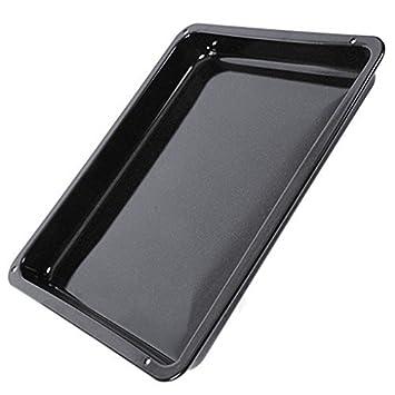Bandeja de goteo bandeja de horno de IKEA (negro esmaltado)