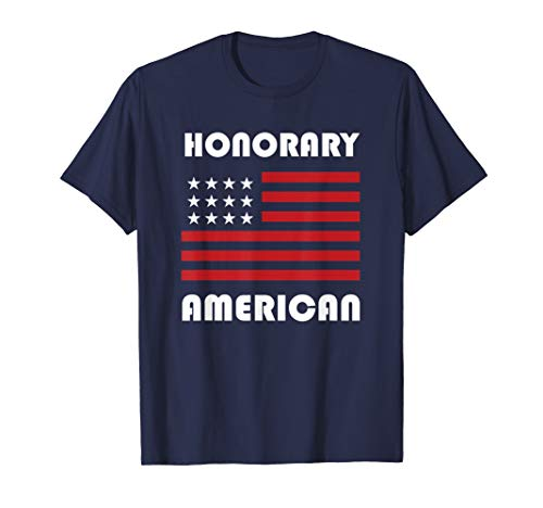 Gift For Foreign Exchange Students - Funny Honorary American