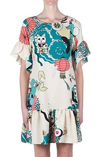 Vestido 2019 185586 By Aniye Abito Primavera Mujer Mantequilla estate Kitt AZcg5Bzg