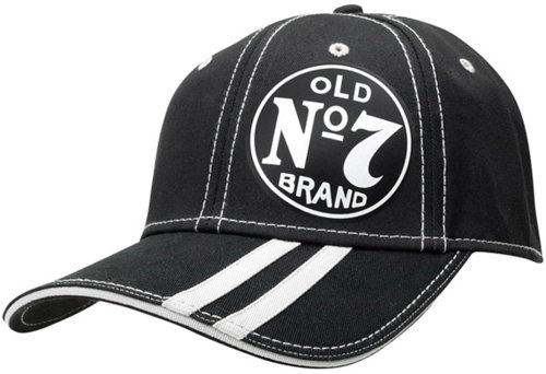 Jack Daniel's Independence Stripe Hat (JD77-94) (Small/Me...