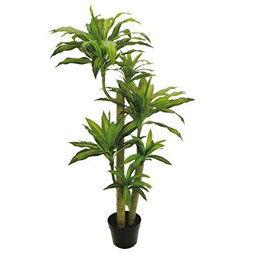 人工観葉植物 グランドドラセナポット 高さ150cm fg6582 B0725Z29S2
