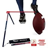 Trailblaze True Strike Pro Football Kicking Tee Holder - Premium Quality Kickoff Football Holder Tee Compatible with All Ball Sizes - Field Goal Place Holder for All Weather Conditions