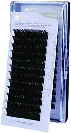 bb909ec39ef Eyelash Extension Mink Lash Blink Laser Lash M Curl Tray Thickness 0.10mm  Length 9~