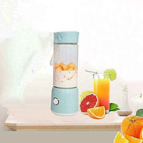 Mryishao Exprimidor de cocina Usb Mini mezclador Juicer mezclador de frutas portátil mezclador de frutas máquina de jugo multifunción mezclador de frutas