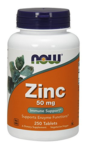 Foods Zinc Gluconate Tablets 250 Count product image