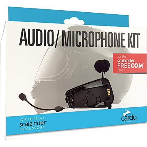 Cardo SRAK0035 Audio and Microphone Kit (for Freecom Models)