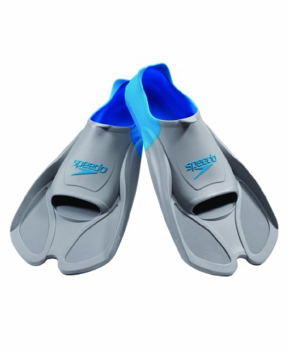 Speedo Biofuse Swim Training Fins, Multi Color, - Fins Training Swim