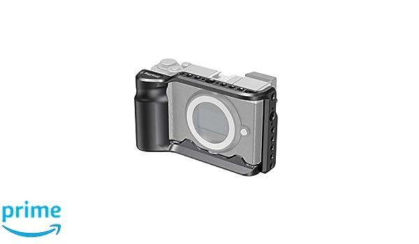SMALLRIG Cage Jaula para Camera Panasonic GX9 - CCP2411: Amazon.es ...