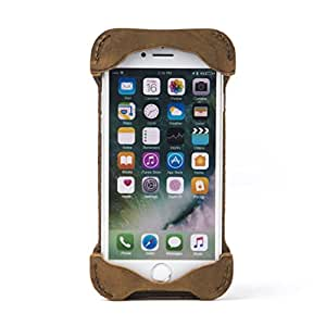 Saddleback Leather iPhone 6,7,8 Photographer's Case - 100% Full Grain Leather Protective Cover for Apple iPhone 6, 6s, 6 Plus, 7, 7 Plus, 8, 8 Plus with 100 Year Warranty