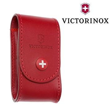 Sporting Goods Victorinox Funda De Piel Para Cinturon 4.0520.1
