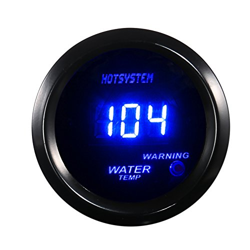 Led Water Temperature Gauge - 8