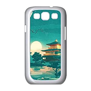 Samsung Galaxy S3 9300 Cell Phone Case White slumber art illustSLI_813833