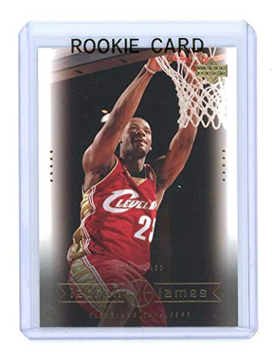 Upper Deck 2003 Mint - 2003 Upper Deck #15 Stay Tuned Lebron James Rookie Card - Mint Condition Ships in a Brand New Holder