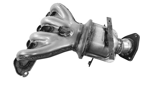Aveo5 New Catalytic Converter with Integrated Exhaust Manifold for Chevy Aveo