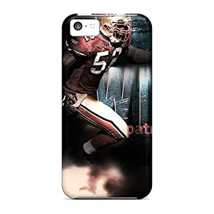 Flexible Tpu Back Case Cover For Iphone 5c - San Francisco 49ers